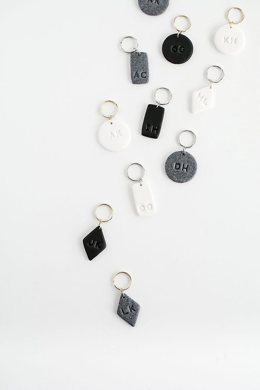 DIY-Monogram-Clay-Keychains6