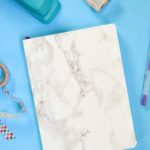 DIY Marble Notebook