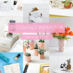 10 Contact Paper DIYs to Try