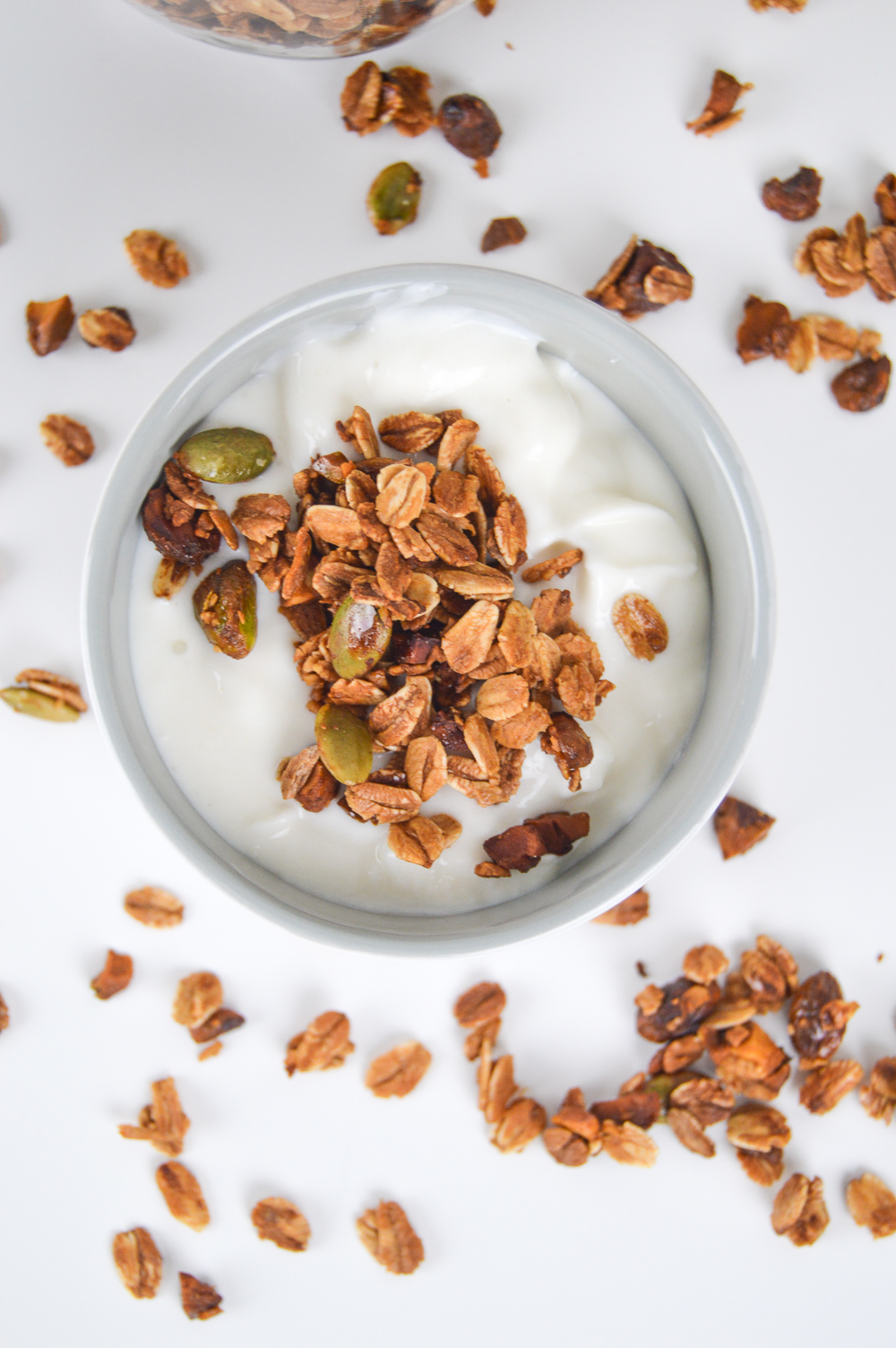 Honey Pistachio Granola | Club Crafted