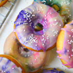 Marbled Donuts