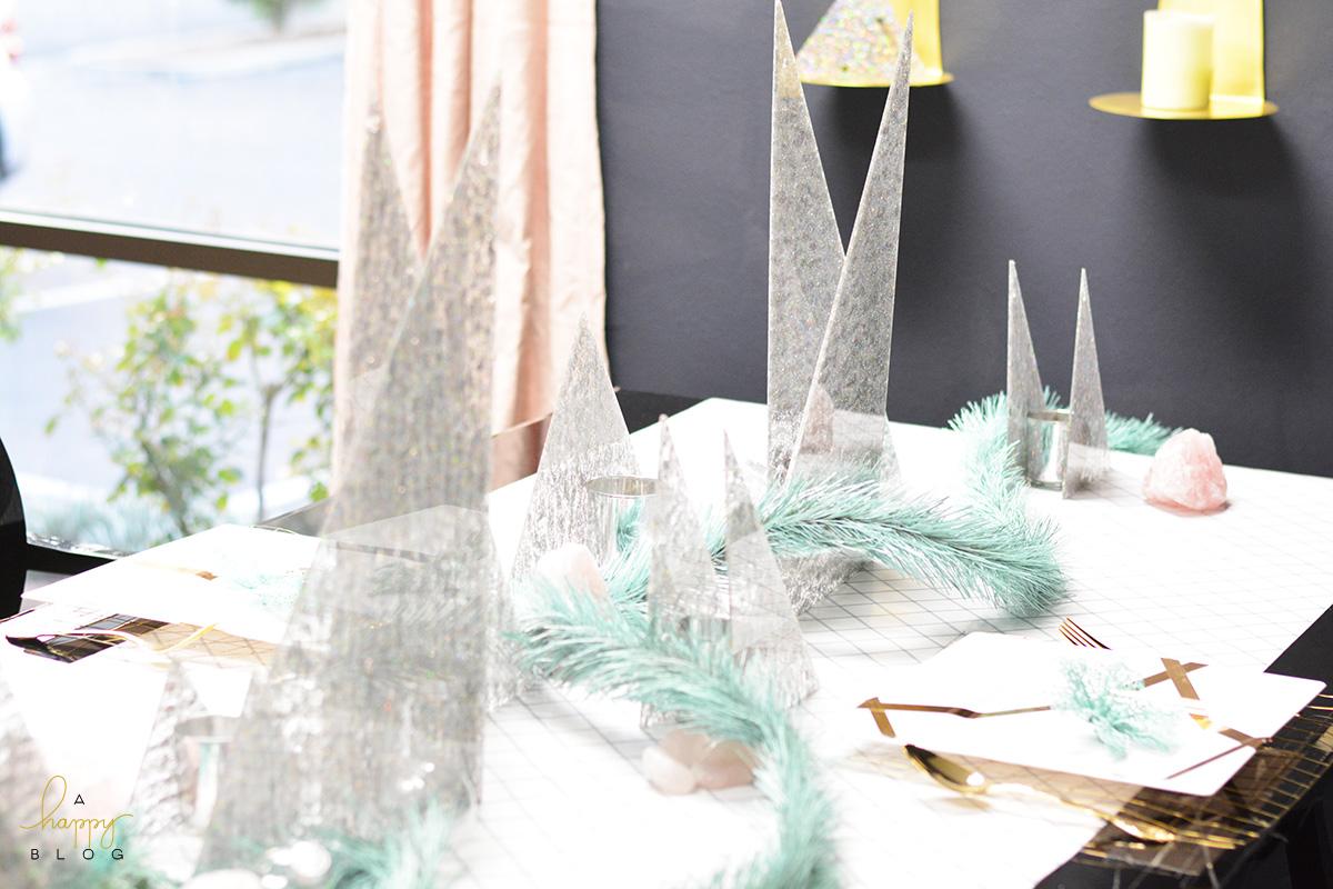 DIY Holiday Table Decor