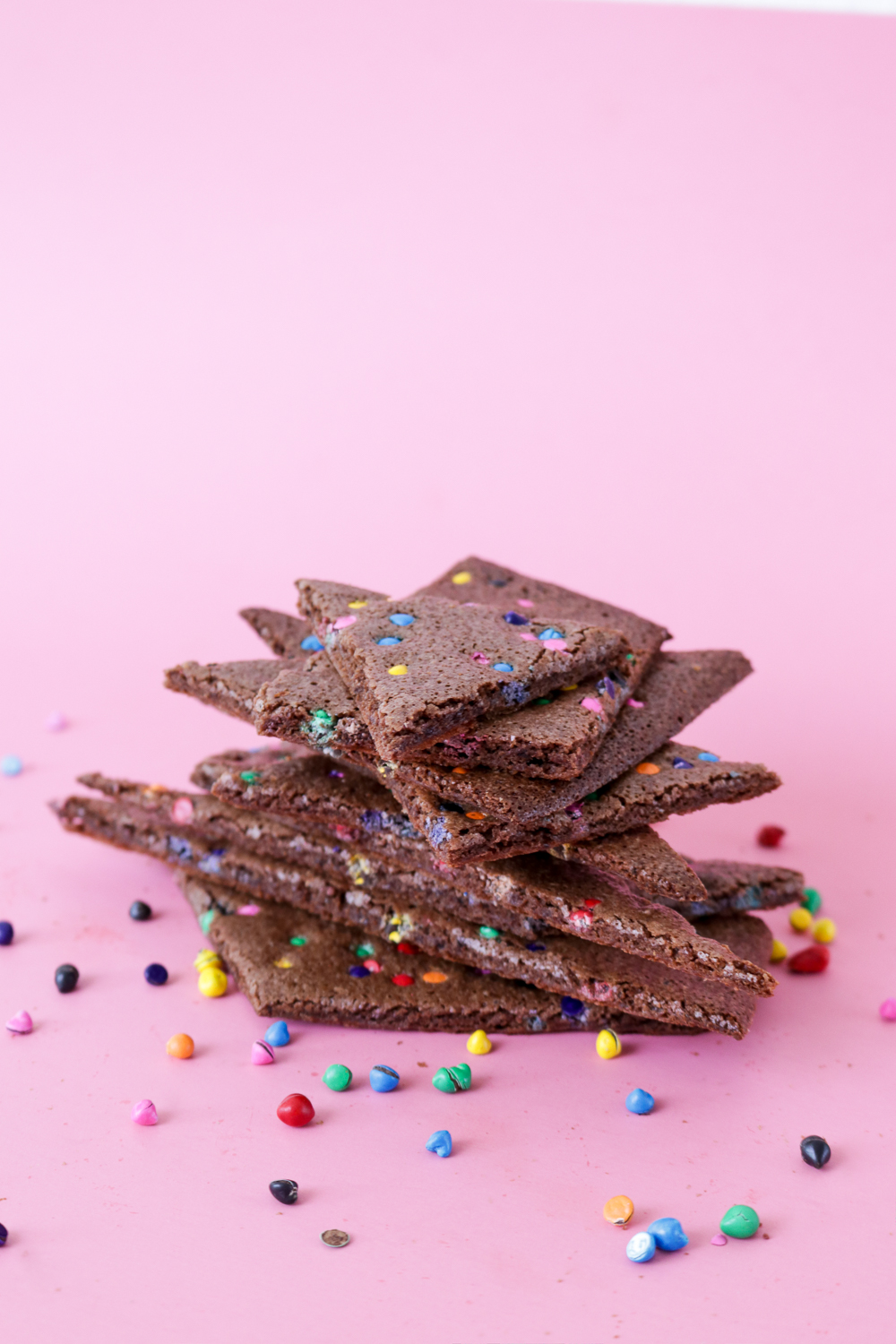 Cosmic Brownie Bark