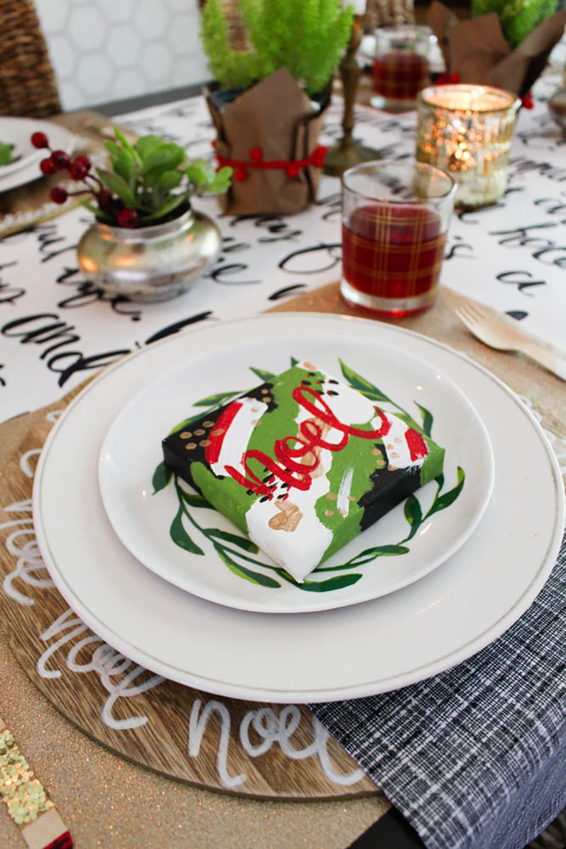 Holiday Table Blog Hop by Within the Grove