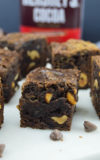 Slow Cooker Peanut Butter Brownies