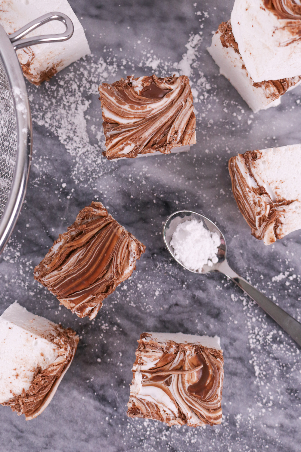 Nutella Marshmallows   Club Crafted