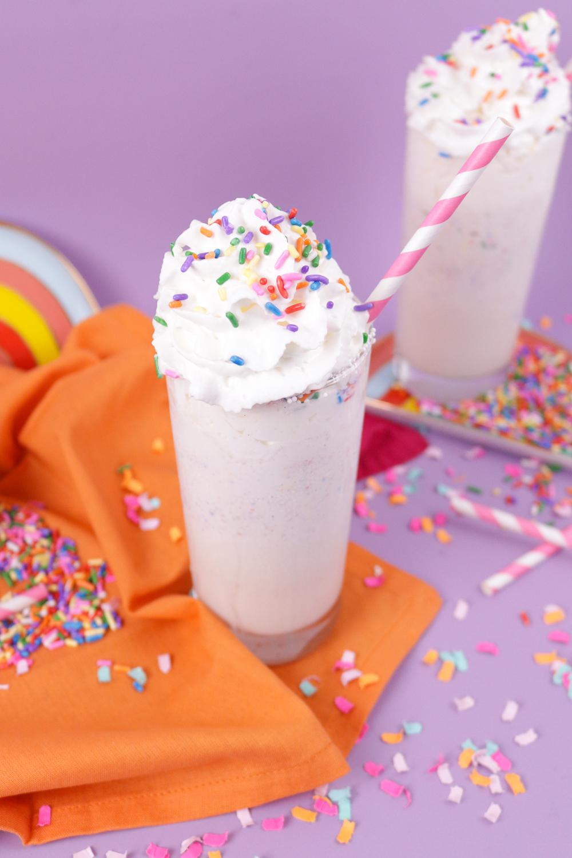 Funfetti Milkshake | Club Crafted