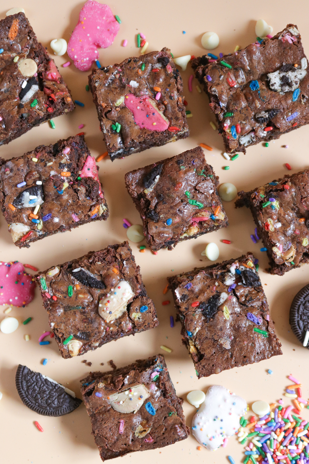 Kitchen Sink Brownies | Club Crafted