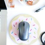DIY Donut Mousepad