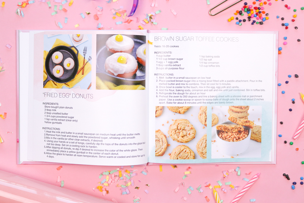 How to Make your Own Recipe Book | Club Crafted