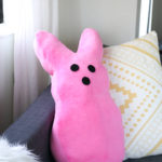 DIY Peeps Pillow