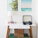 The Art of Compromise: Our Beach-Inspired Entryway