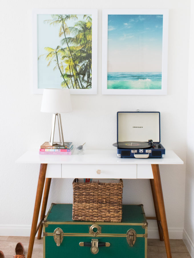 The Art of Compromise: Our Beach-Inspired Entryway | Club Crafted