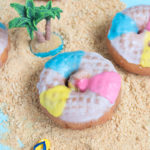 Beach Ball Donuts