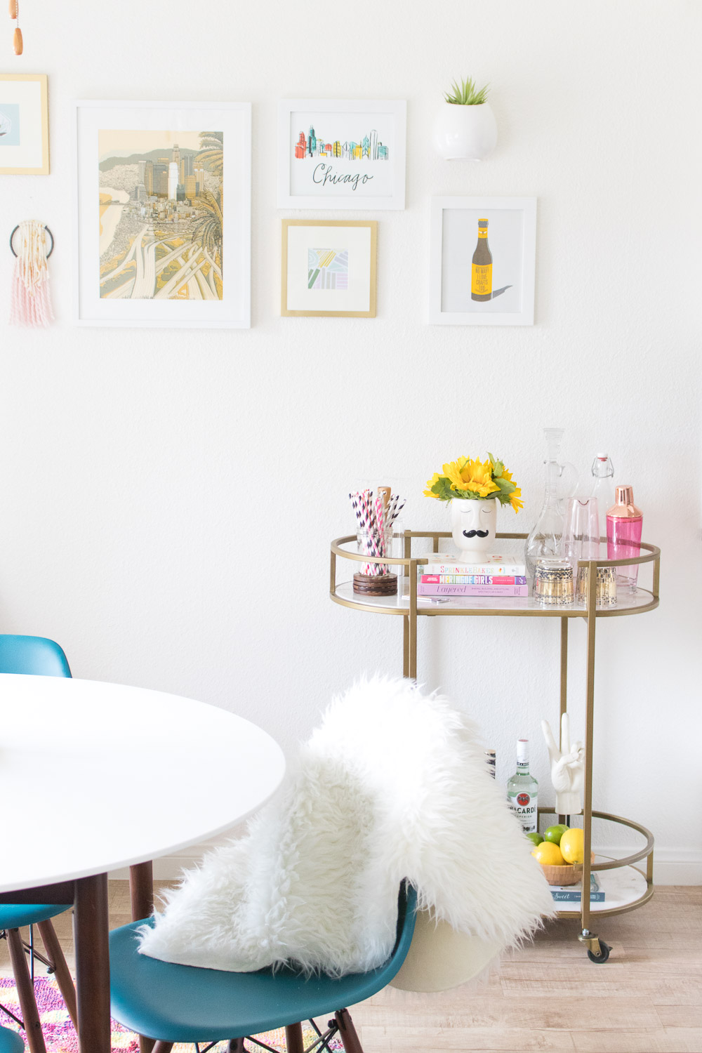 My Dining Room Reveal | Club Crafted