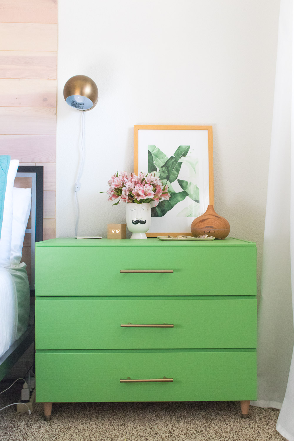 IKEA Hack! DIY IVAR Dresser Makeover | Club Crafted