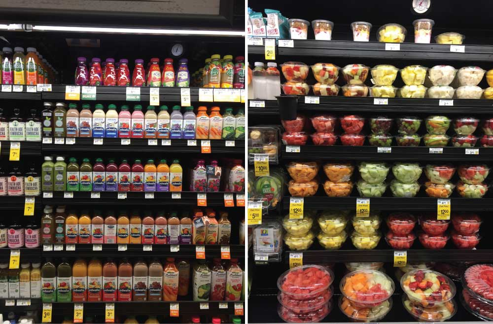 Making Healthy Choices with an Always-On Lifestyle