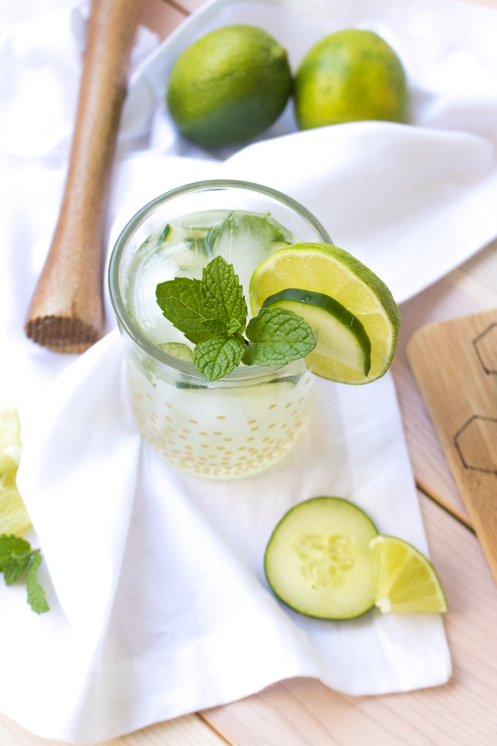 Cucumber Mojito | Club Crafted
