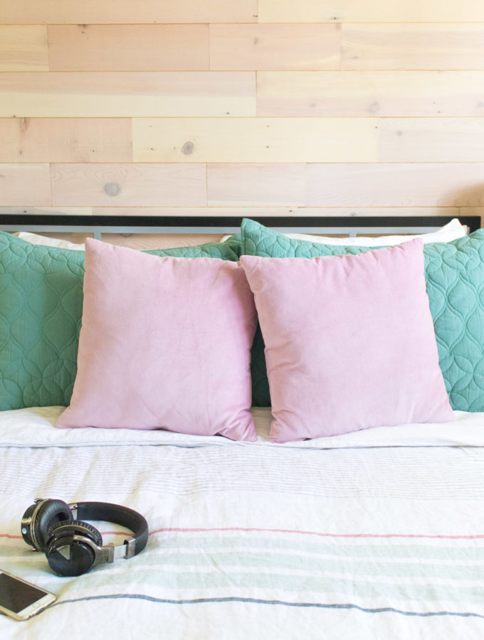 Updating our Bedroom for Summer | Club Crafted