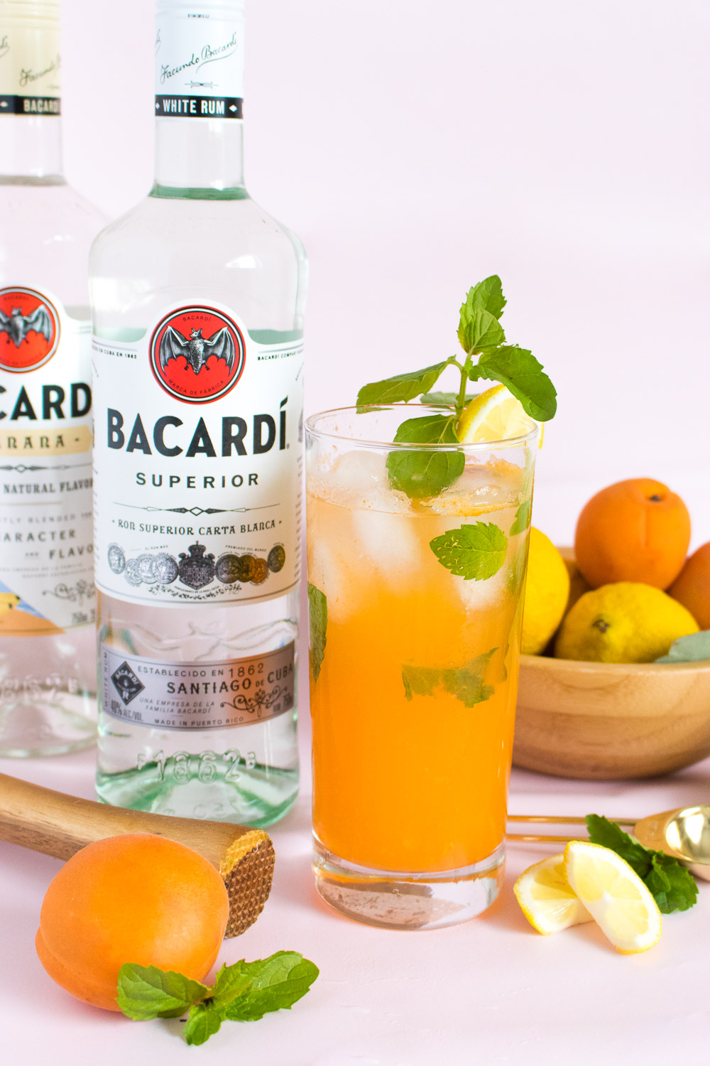 Apricot Mojito | Club Crafted