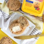 Apple Crumb Muffins for Fall