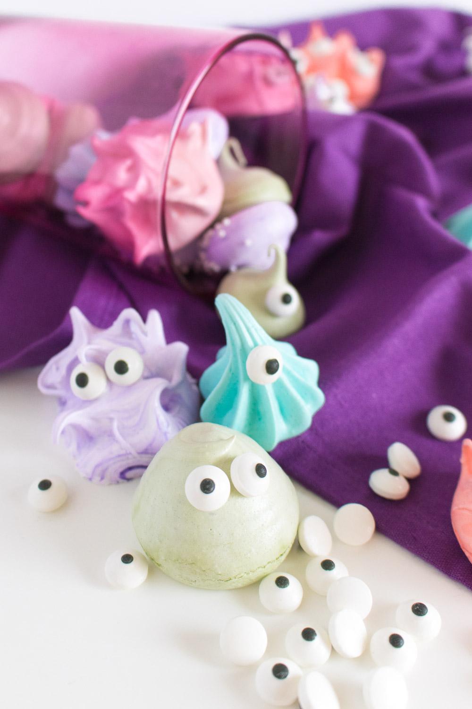 Meringue Monsters   Club Crafted
