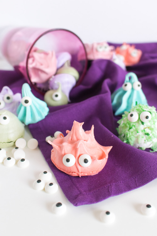 Meringue Monsters | Club Crafted