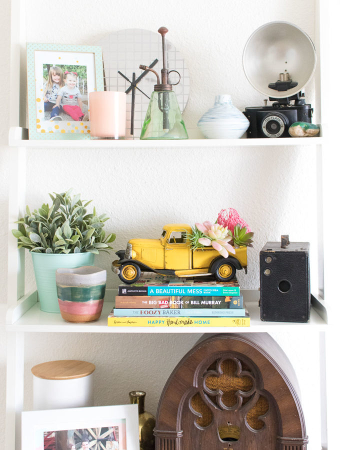 DIY Truck Terrarium Decor | Club Crafted