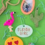 DIY Cornstarch Dough Ornaments: 5 Ways [+ a Video!]
