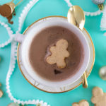 Gingerbread Man Marshmallows