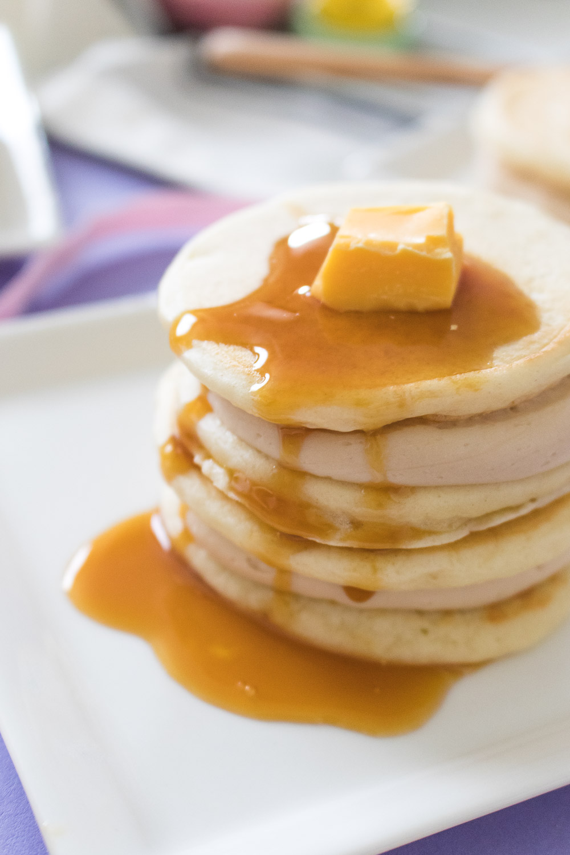 Syrup + Pancake Whoopie Pies | Club Crafted