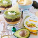 Simple Layered Dip Cups for Holiday Entertaining