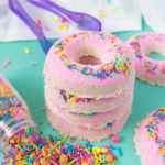 DIY Donut Bath Bombs
