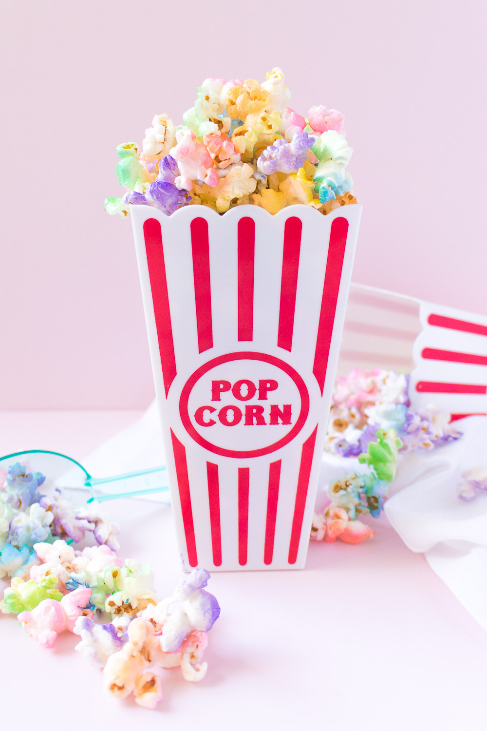 Rainbow Popcorn | Club Crafted