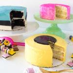 Licorice Allsorts Cakes
