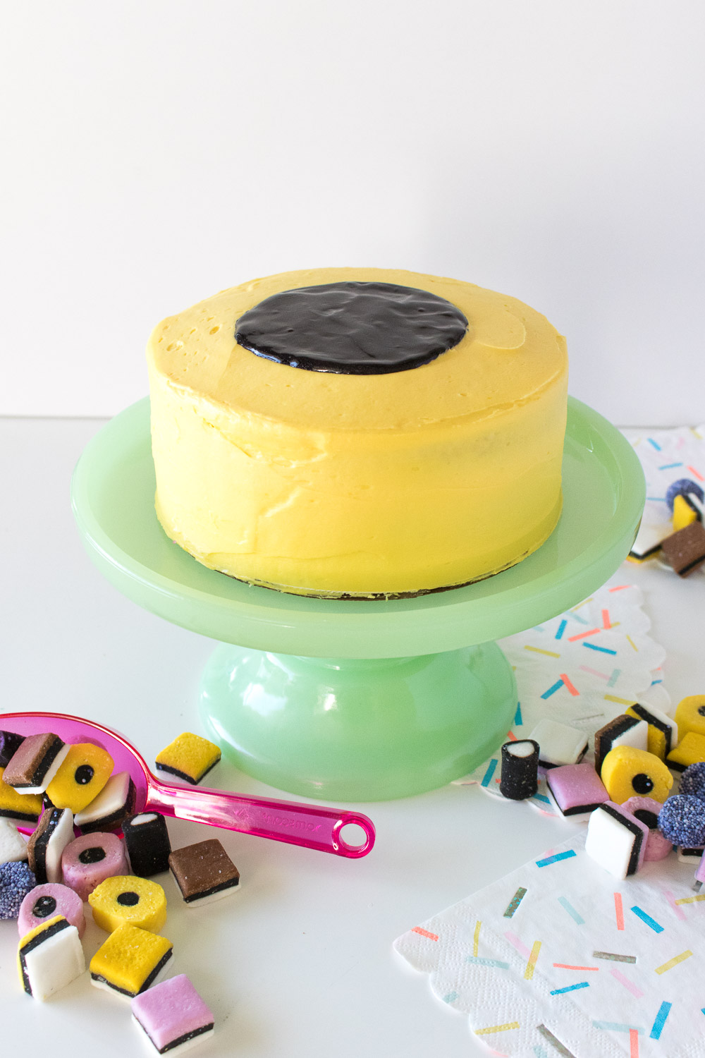 Licorice Allsorts Cakes | Club Crafted