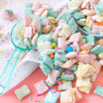 Sweet Unicorn Chex Mix