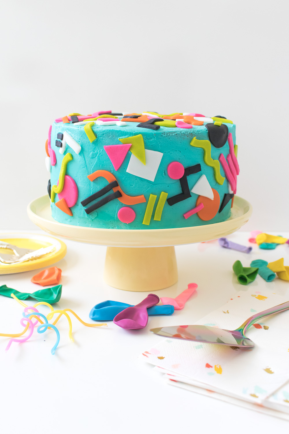 90s Throwback Layer Cake