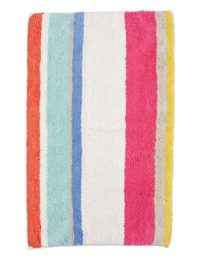 Kate Spade Striped Bath Mat