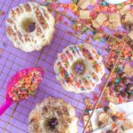 Mini Breakfast Cereal Bundts
