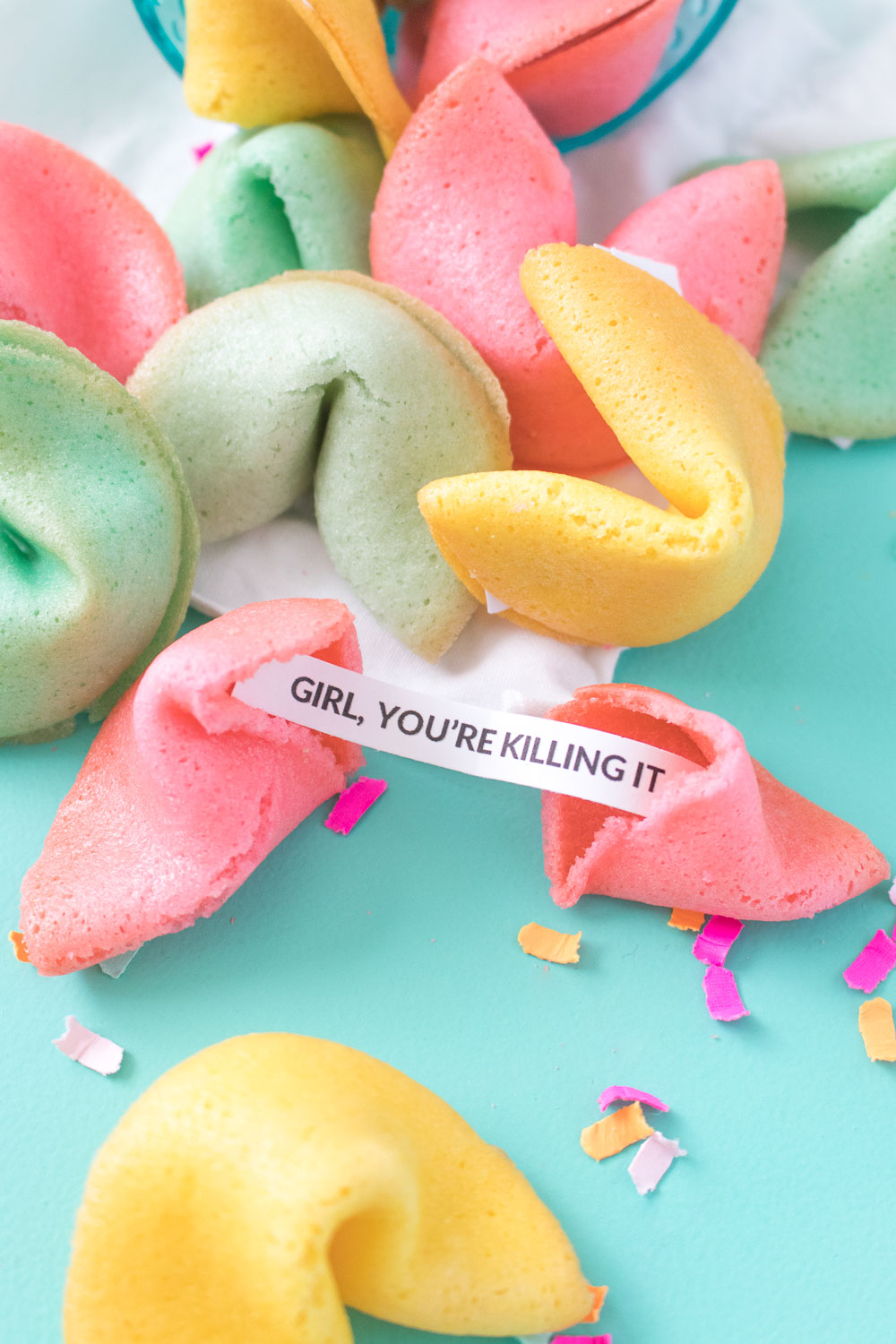 Compliment Cookies | Club Crafted