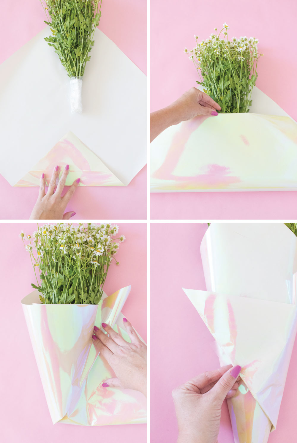 How to wrap a bouquet of flowers with wrapping paper bouquets for days how to wrap a bouquet of flowers with wrapping paper mightylinksfo