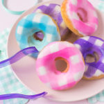 Gingham Donuts