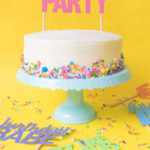 Printable Cake Toppers for Birthdays + SVG Templates!
