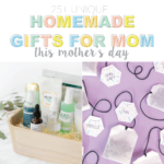 Unique Homemade Gifts for Mom this Mother's Day