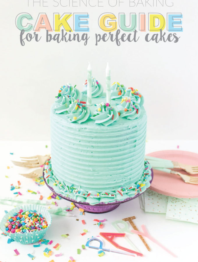 The Science of Baking: A Complete Cake Guide | Club Crafted