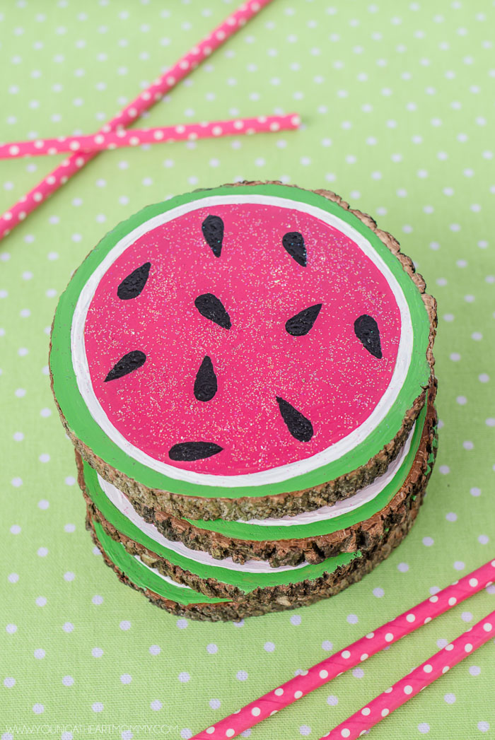 Fun Watermelon Crafts for Summer | Club Crafted