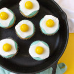 Fried Egg Cupcakes