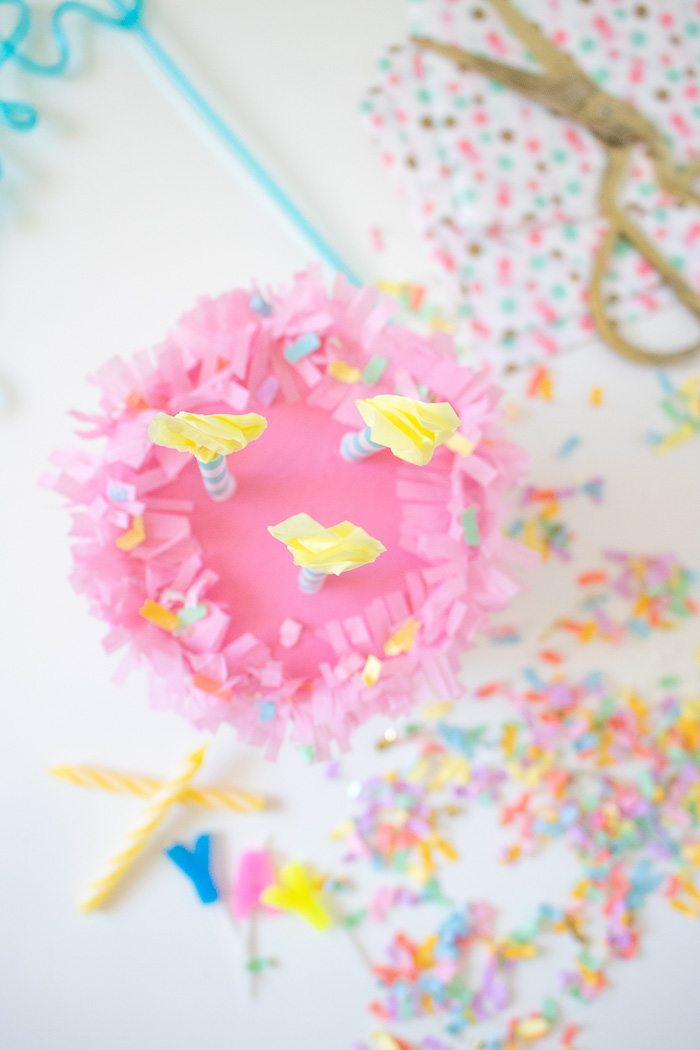 DIY Birthday Cake Gift Box | Club Crafted