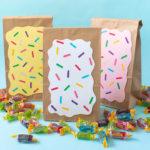 DIY Easy Pop Tart Treat Bags